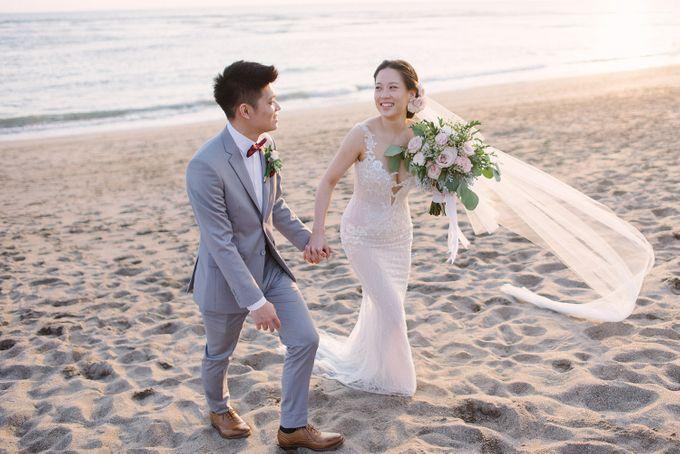 Luiz & Chu Chian by Bali Wedding Paradise - 033