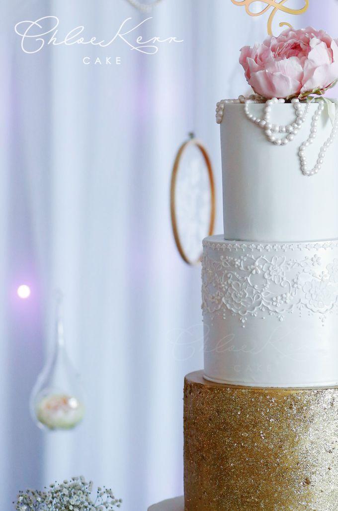 Fondant Cakes -tradition by Chloe Kerr Cake - 002