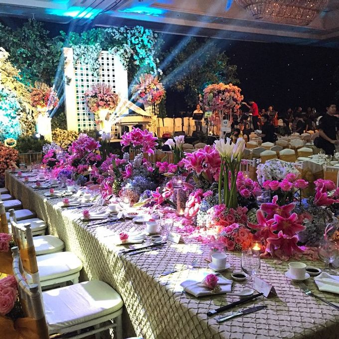 Grand Ballroom by Shangri-La Hotel, Surabaya - 014