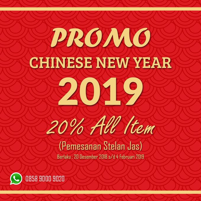 Promo Chinese New Year 2019 by Ventlee Groom Centre - 008