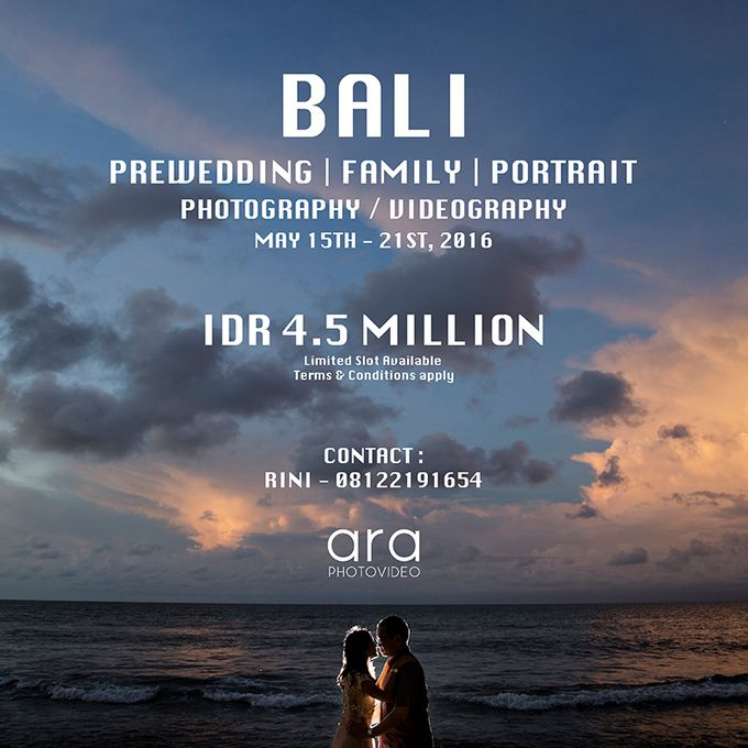 Promo Package by ARA photography & videography - 002