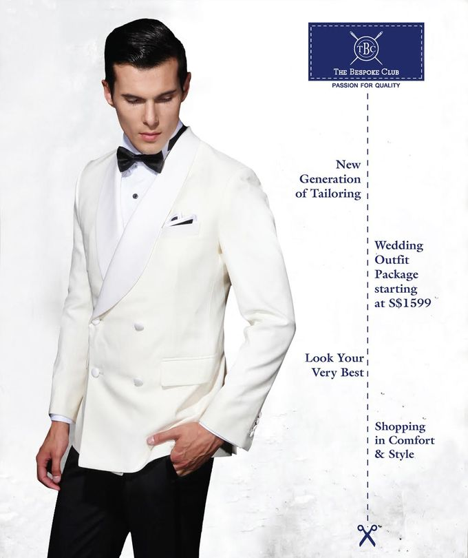 Wedding Outfit Package by The Bespoke Club - 002