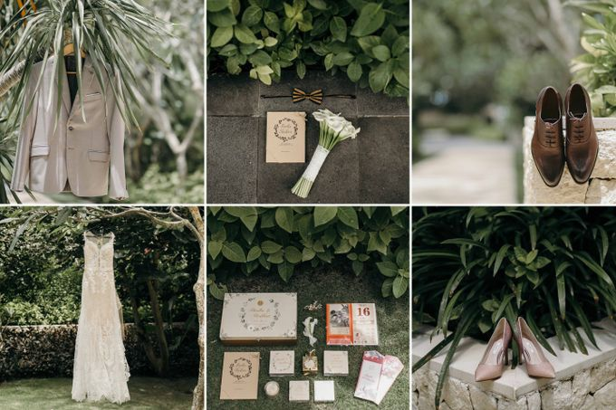 Hendri & Christine Bali Wedding by Levin Pictures - 002