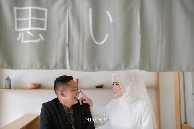 Prewedding Bella & Rhiazky by PUREPOSE - 001