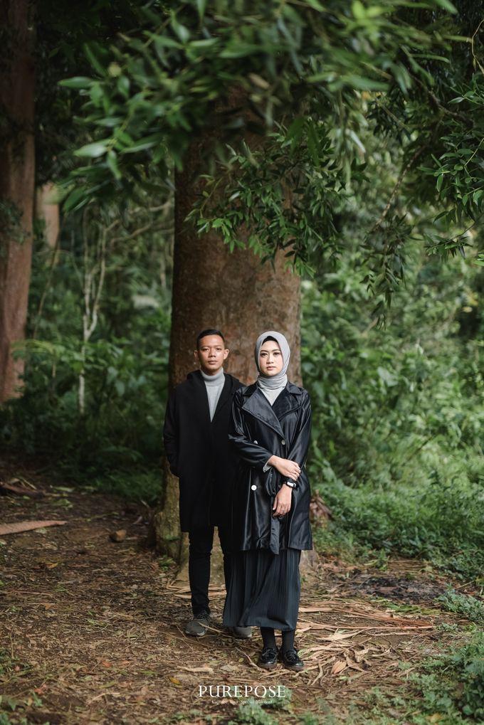 Prewedding Bella & Rhiazky by PUREPOSE - 016