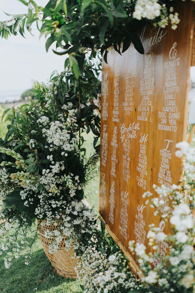 Michael & Medy Wedding by Bloomz Flower Bali - 004