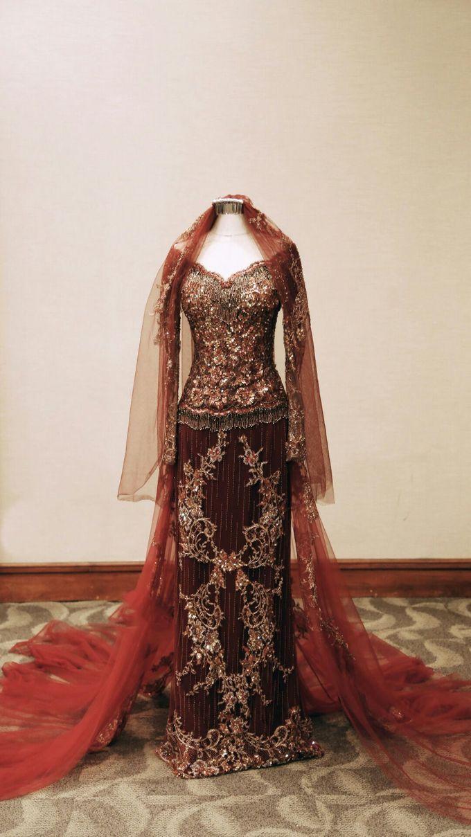 Riri & Dimas Wedding by SVARNA by IKAT Indonesia Didiet Maulana - 006
