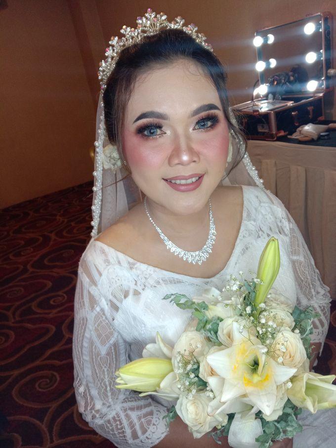 Hairdo Modern by iir bahari professional makeup and wedding - 009