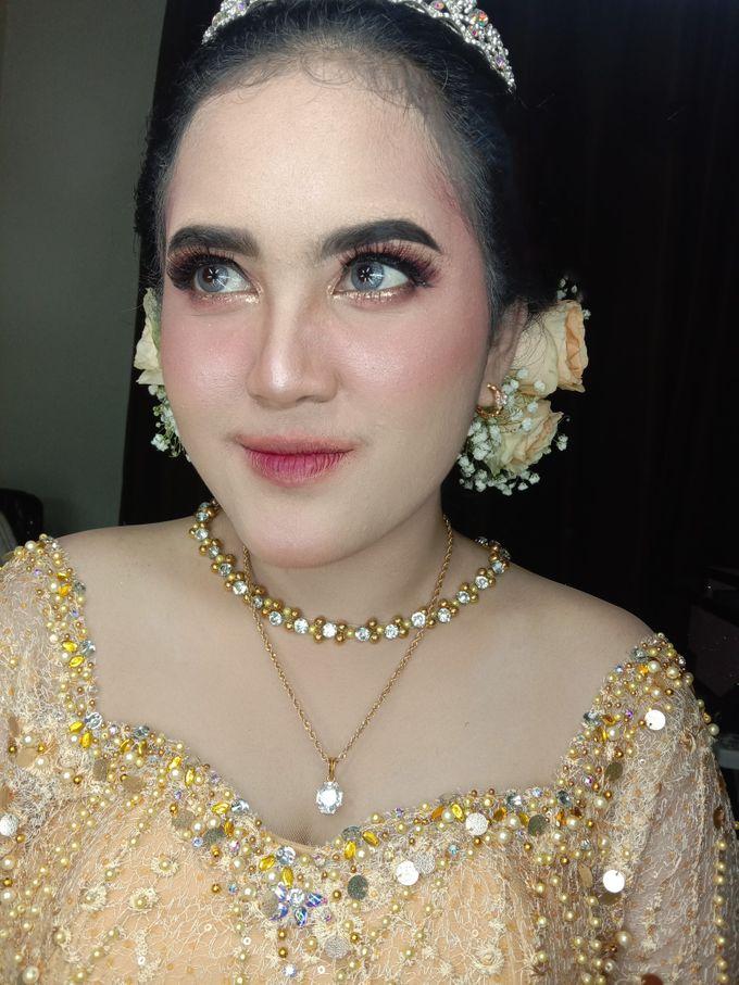 Hairdo Modern by iir bahari professional makeup and wedding - 007