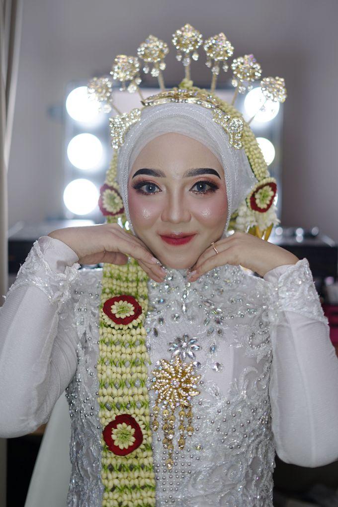 Solo Puteri Berhijab Tanpa Paes by iir bahari professional makeup and wedding - 007