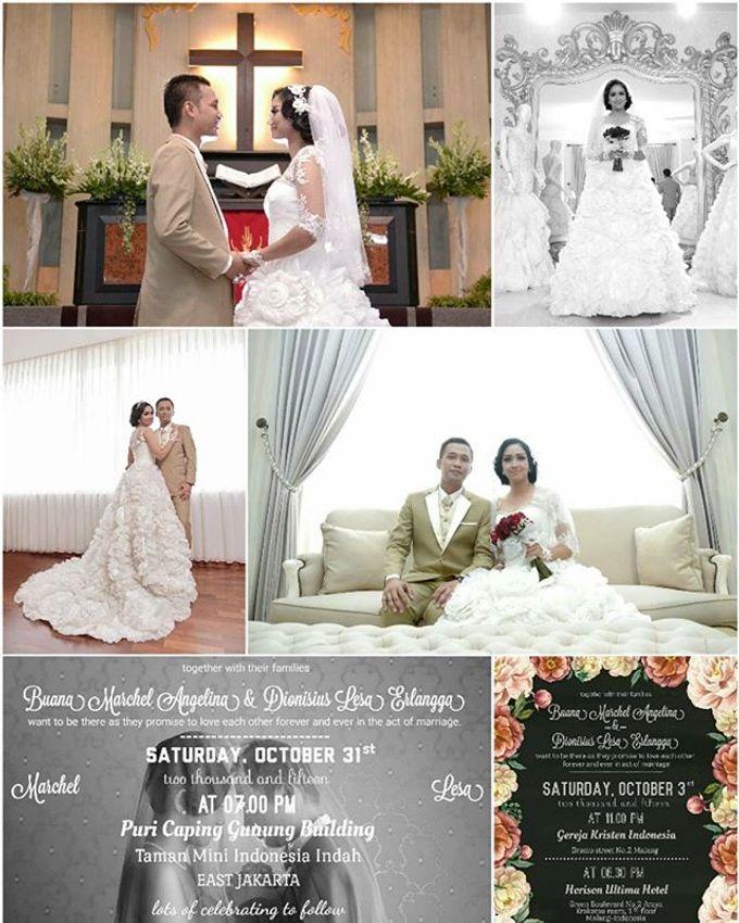 The Wedding Of Marchel Lesa Oct 3rd 2015 By Kastara Wedding