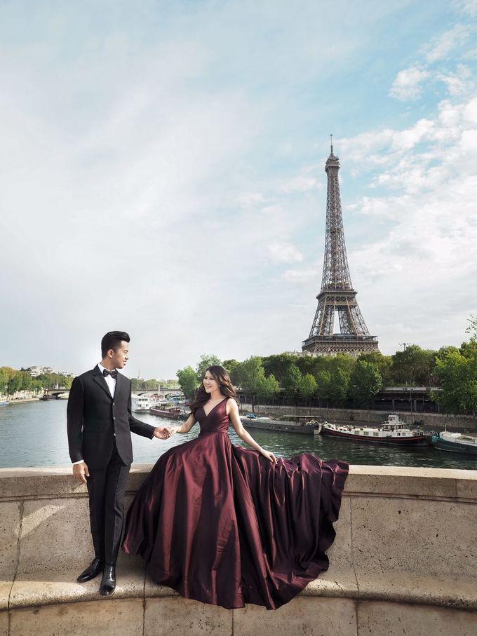 Wedding Norman & Chikka by Hotel Borobudur Jakarta - 007