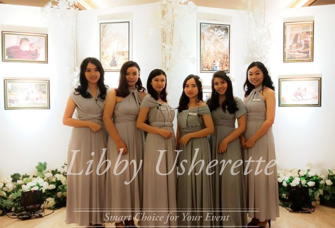Libby Usherette by Libby Usherette - 007