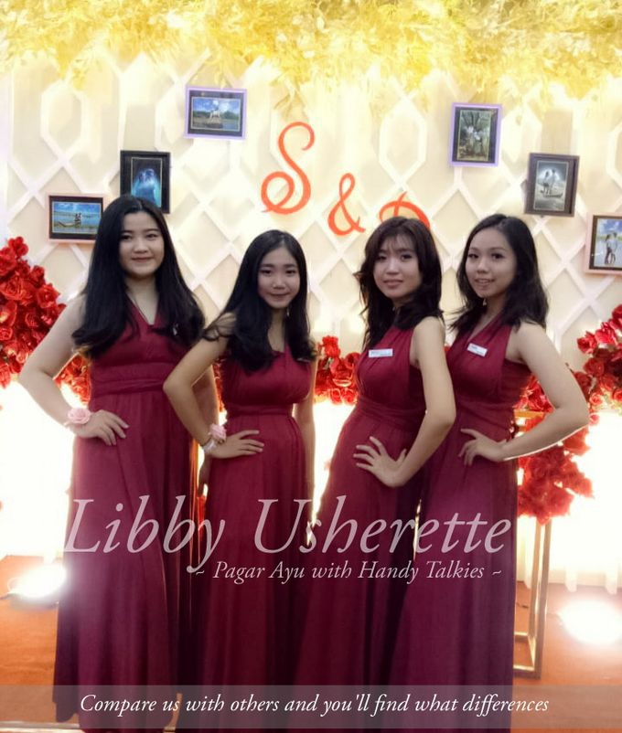 Libby Usherette by Libby Usherette - 002