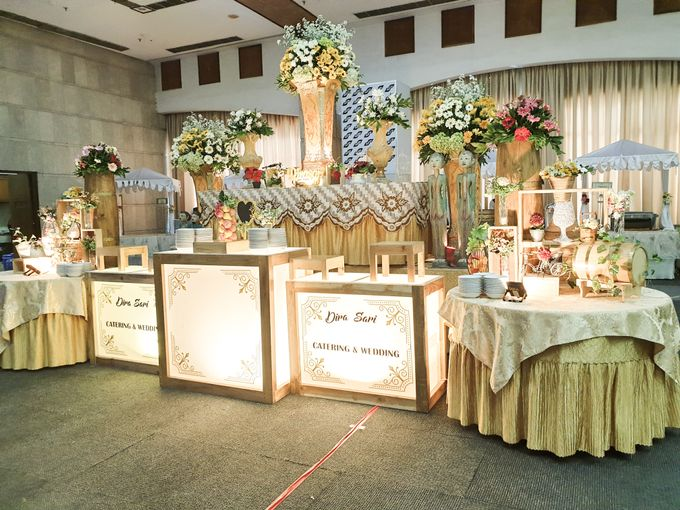 The Wedding Of Rezky & Rizal by Dirasari Catering - 013