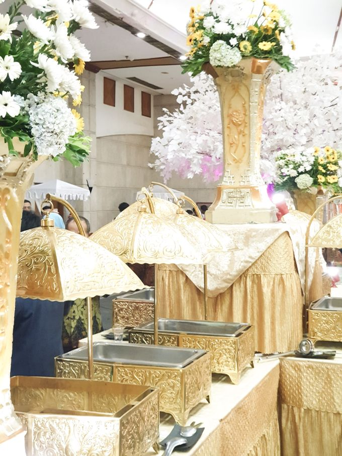 The Wedding Of Rezky & Rizal by Dirasari Catering - 002