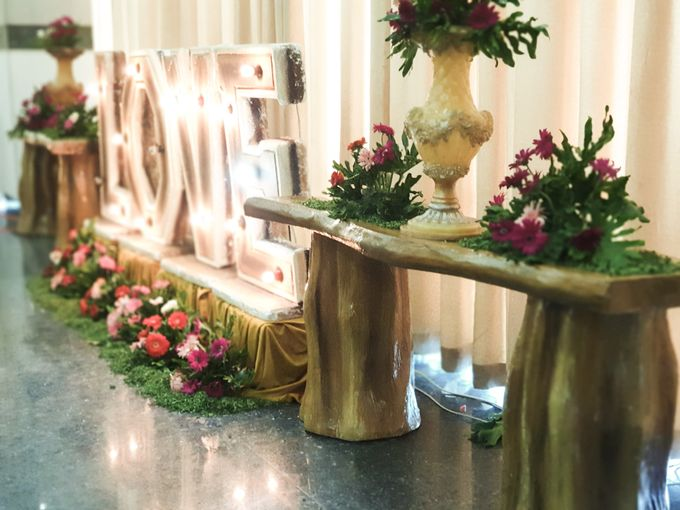 The Wedding Of Rezky & Rizal by Dirasari Catering - 003