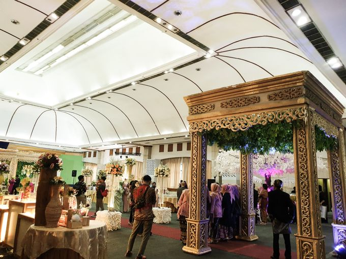 The Wedding Of Rezky & Rizal by Dirasari Catering - 004