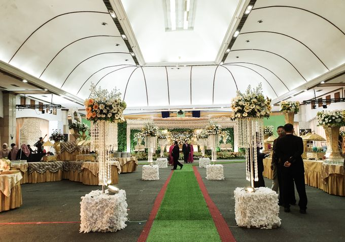 The Wedding Of Rezky & Rizal by Dirasari Catering - 007