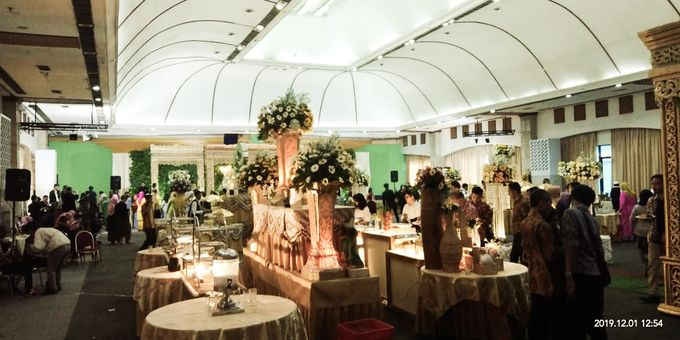 The Wedding Of Rezky & Rizal by Dirasari Catering - 017