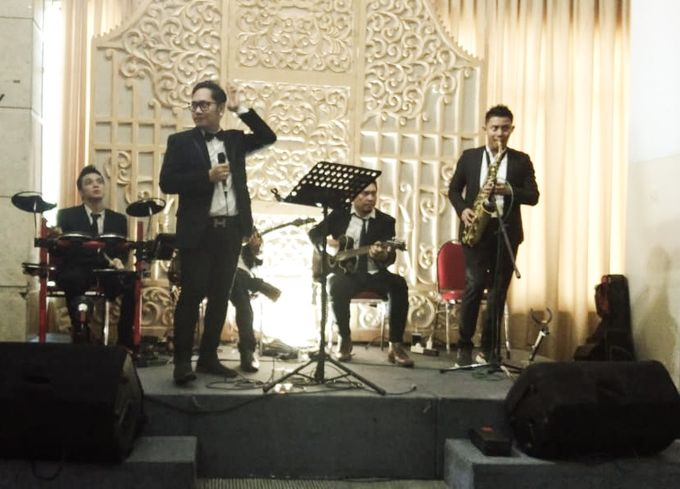 The Wedding Of Rezky & Rizal by Dirasari Catering - 020