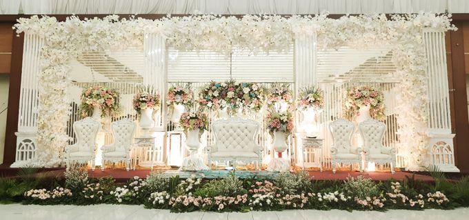 The Wedding Of Rima & Idrus by Dirasari Catering - 004