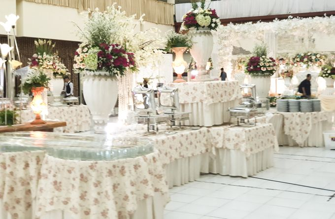 The Wedding Of Rima & Idrus by Dirasari Catering - 005