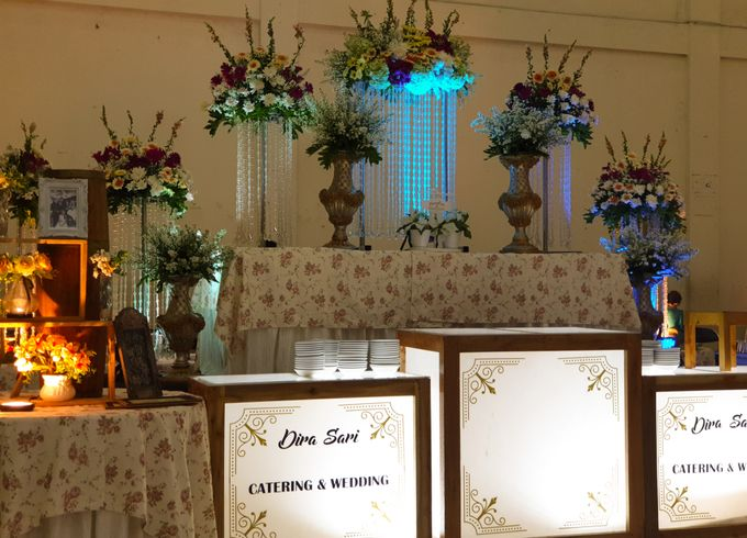 The Wedding Of Rima & Idrus by Dirasari Catering - 006
