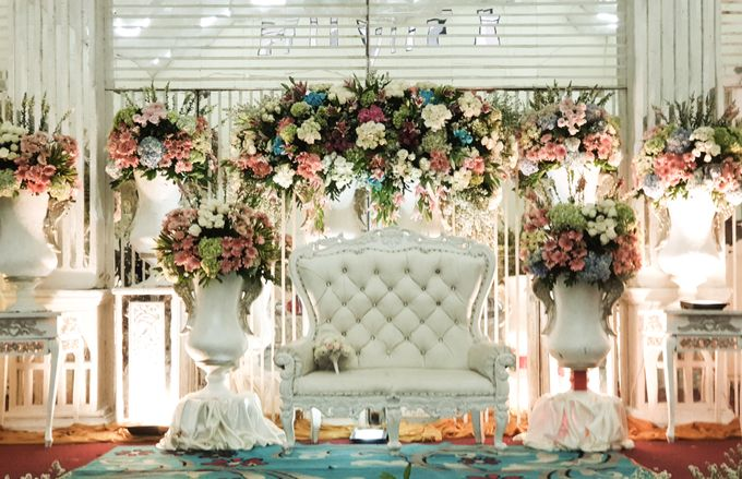 The Wedding Of Rima & Idrus by Dirasari Catering - 007