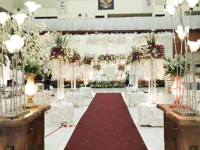 The Wedding Of Rima & Idrus by Dirasari Catering - 010