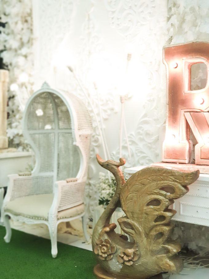 The Wedding Of Rima & Idrus by Dirasari Catering - 003