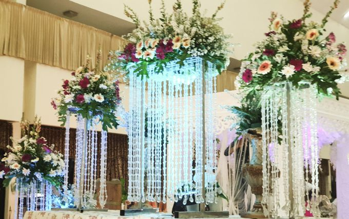 The Wedding Of Rima & Idrus by Dirasari Catering - 009