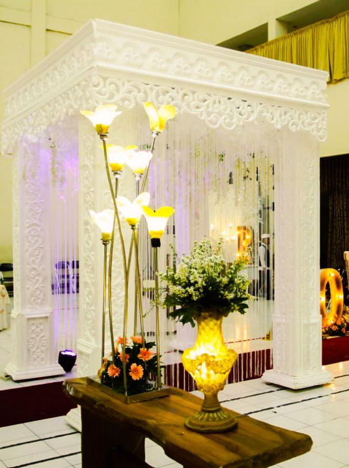 The Wedding Of Rima & Idrus by Dirasari Catering - 011