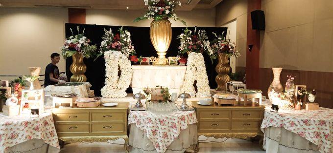 The Wedding Of Dian & Aji by Dirasari Catering - 005