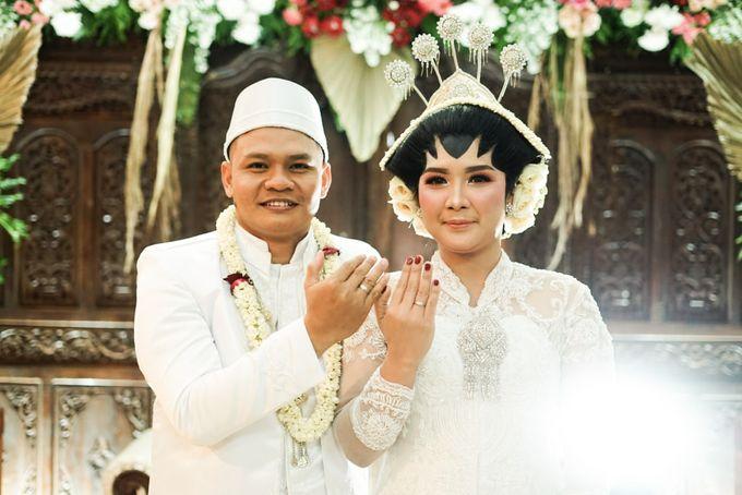 The Wedding Of Dian & Aji by Dirasari Catering - 006