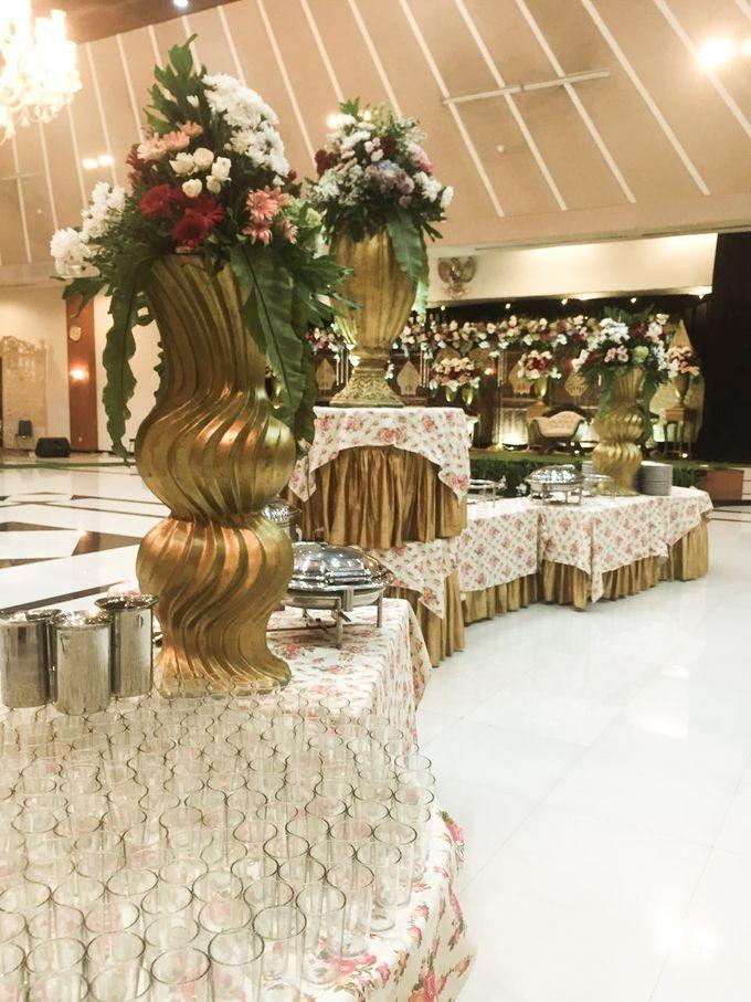 The Wedding Of Dian & Aji by Dirasari Catering - 007