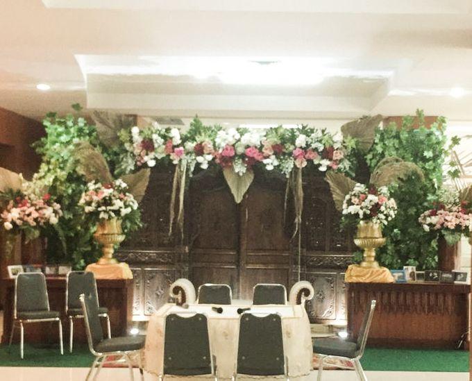 The Wedding Of Dian & Aji by Dirasari Catering - 002
