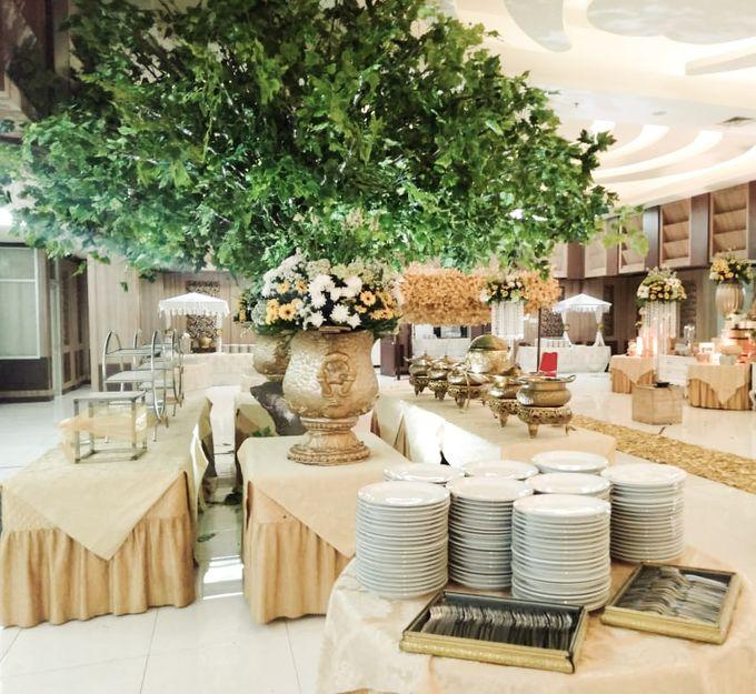 The Wedding Of Nesty & Fani by Dirasari Catering - 001