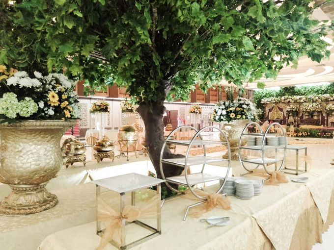 The Wedding Of Nesty & Fani by Dirasari Catering - 003