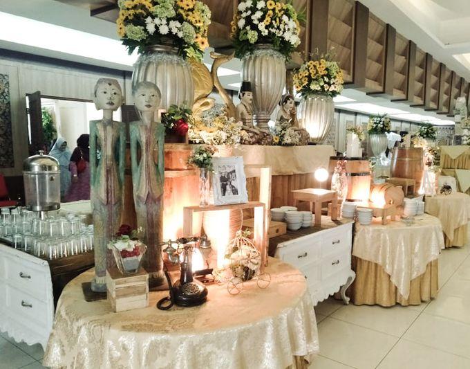 The Wedding Of Nesty & Fani by Dirasari Catering - 004
