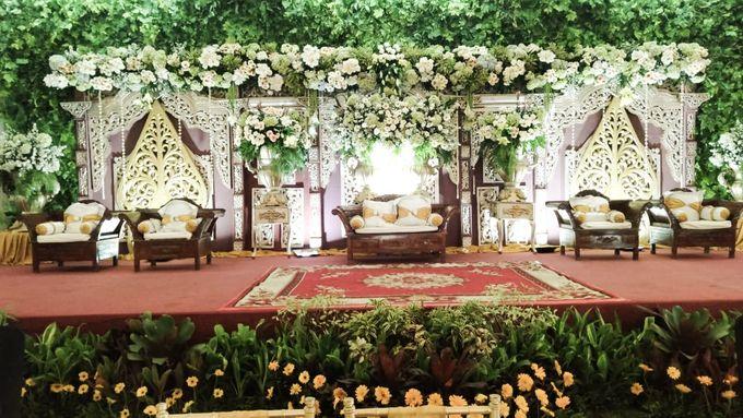 The Wedding Of Nesty & Fani by Dirasari Catering - 007
