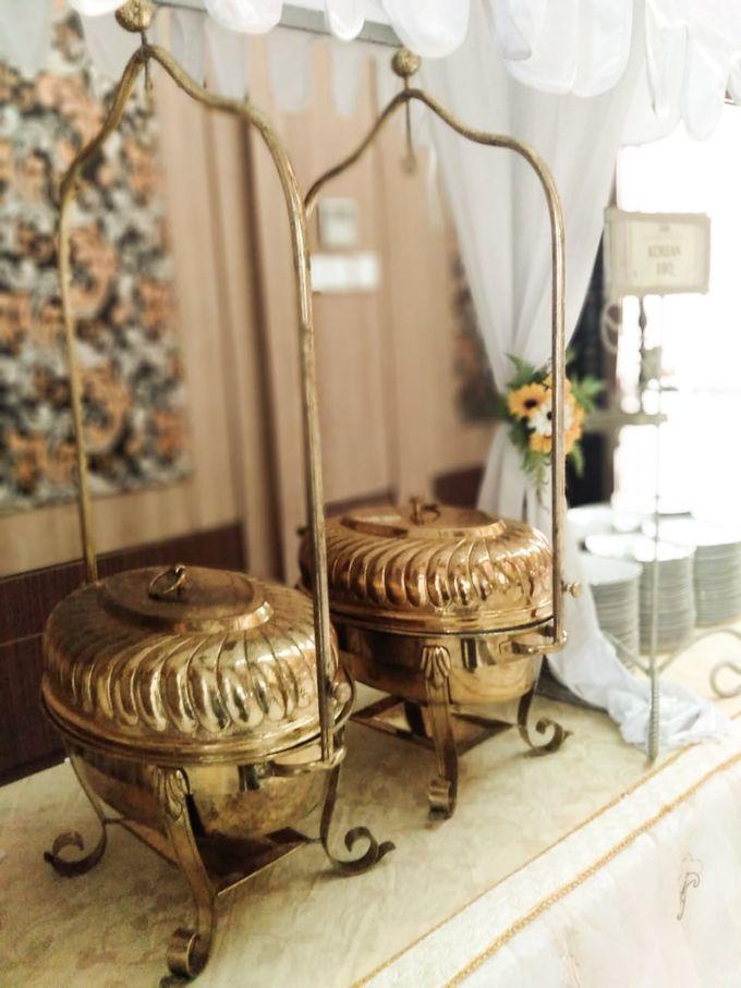 The Wedding Of Nesty & Fani by Dirasari Catering - 002