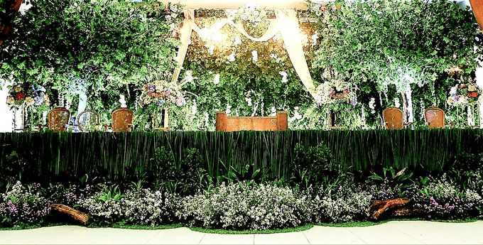 Rustic Wedding by Dirasari Catering - 013