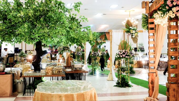 Rustic Wedding by Dirasari Catering - 015
