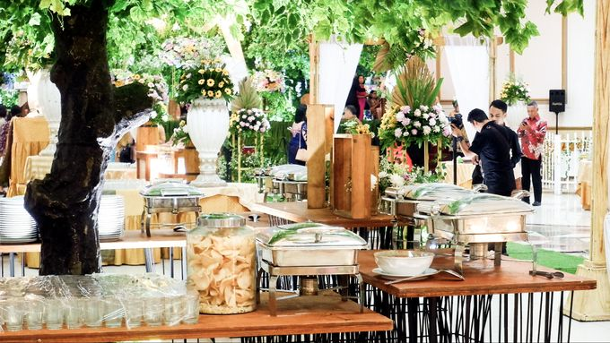 Rustic Wedding by Dirasari Catering - 008