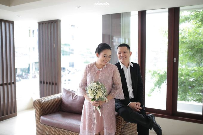 Wedding Of Stephan & Anggita by Natasya Putri Makeup Artist - 002