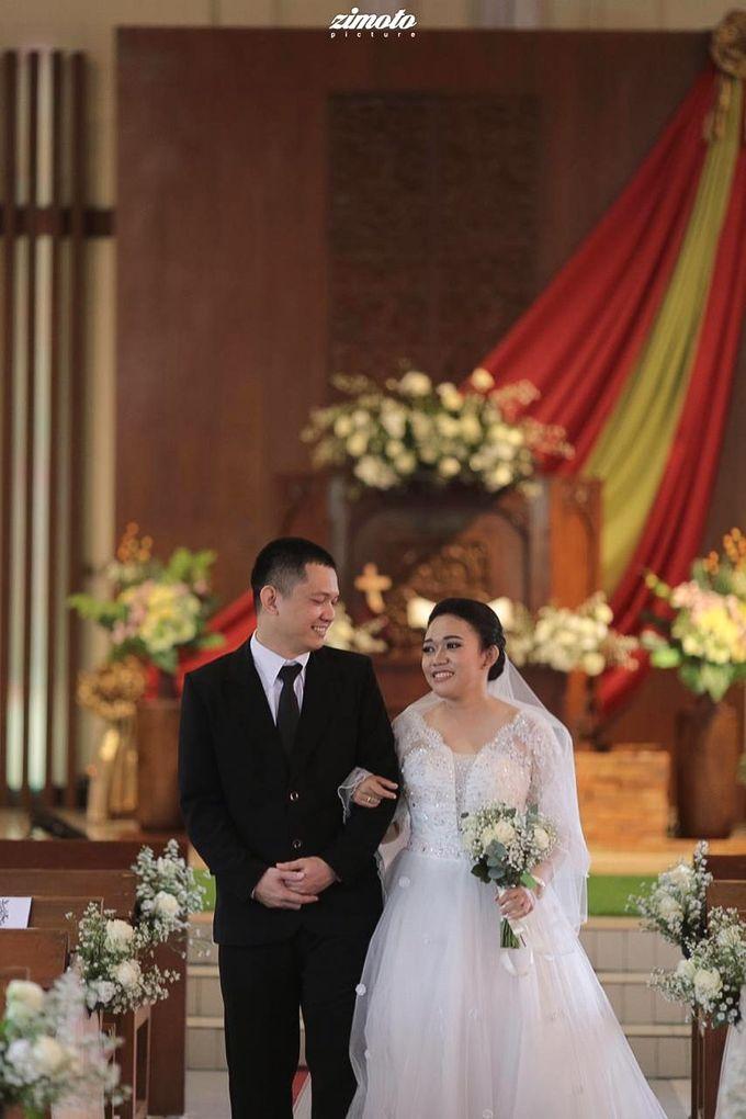Wedding Of Stephan & Anggita by Natasya Putri Makeup Artist - 001