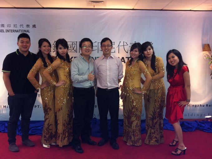 Opening Ceremony PT Nickel International by MC Mandarin Linda Lin - 003