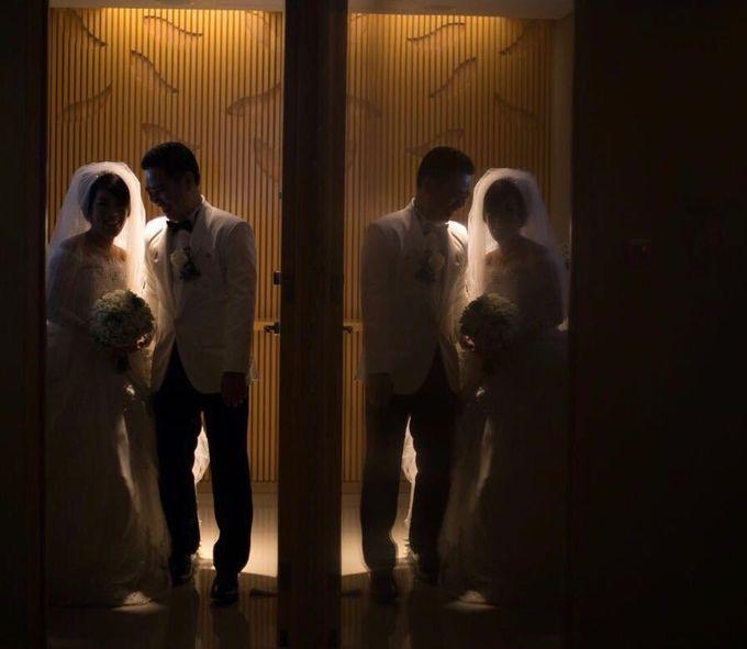 Wedding Oki & Elvi by Fenny Yang Wedding Planner - 012
