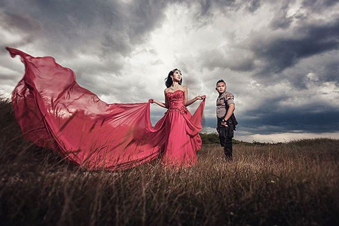 Pre Wedding by d'Angelo art Photography - 009